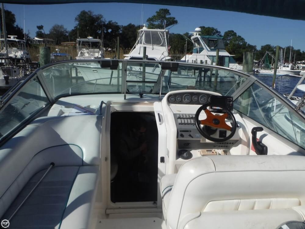 Deck Area And Helm
