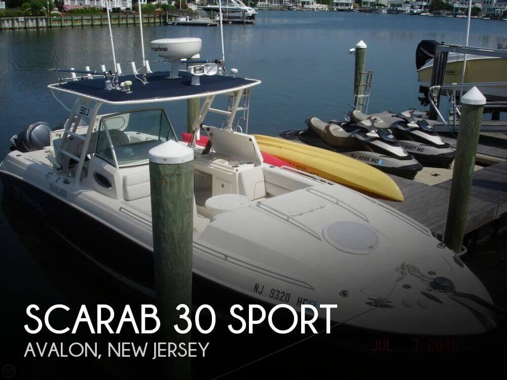2008 SCARAB 30 SPORT for sale