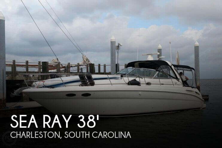 Used Boats For Sale in South Carolina by owner | 2004 Sea Ray 38