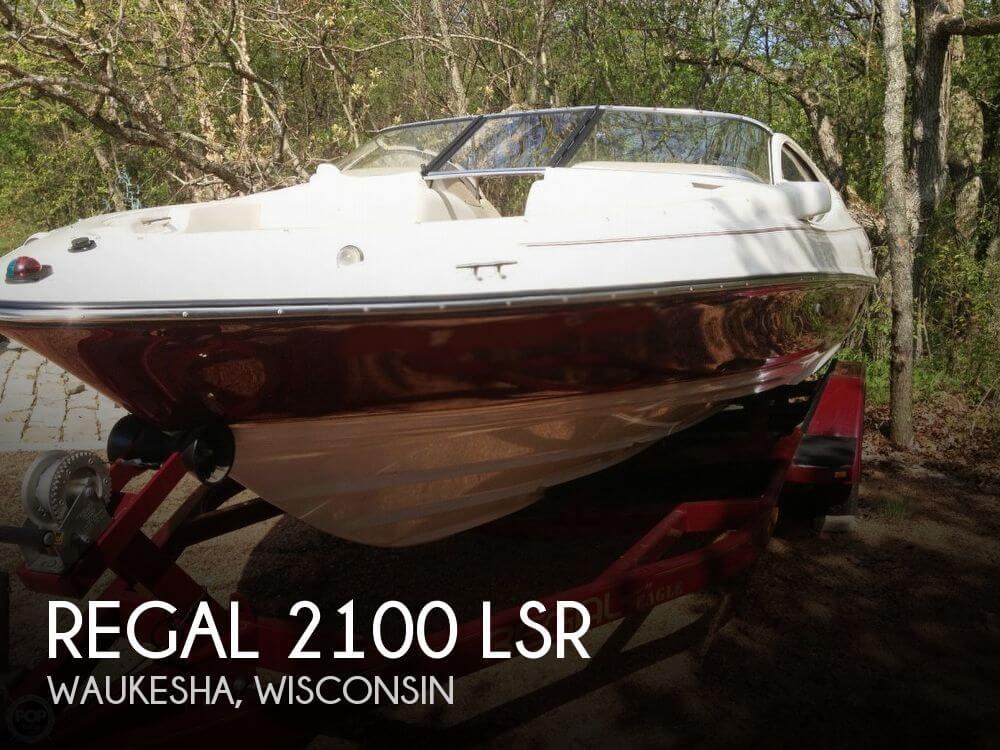 1997 REGAL 2100 LSR for sale