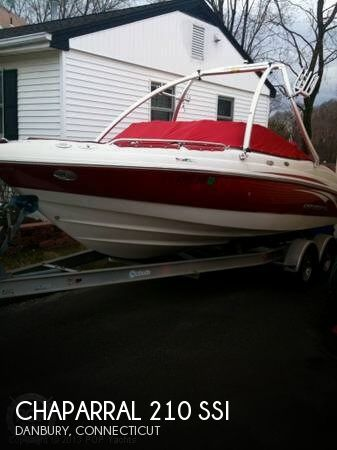 2008 CHAPARRAL 210 SSI for sale