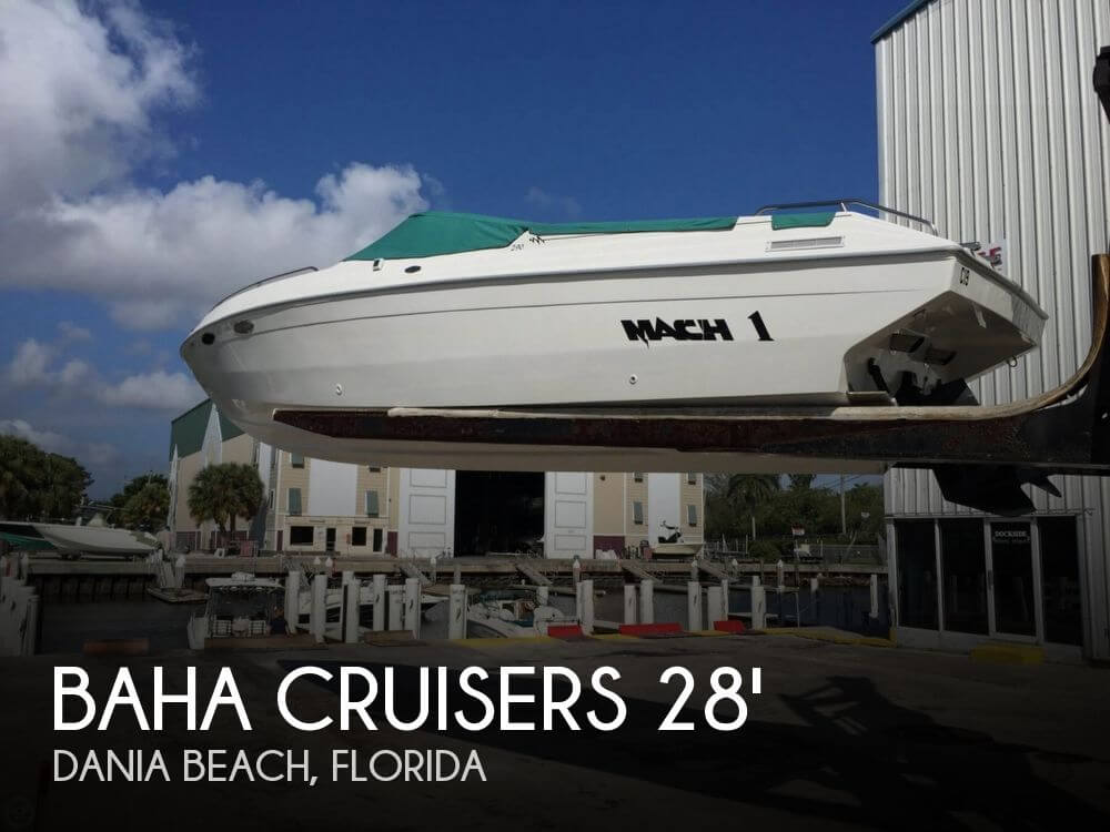 1997 BAHA CRUISERS 290 MACH 1 for sale