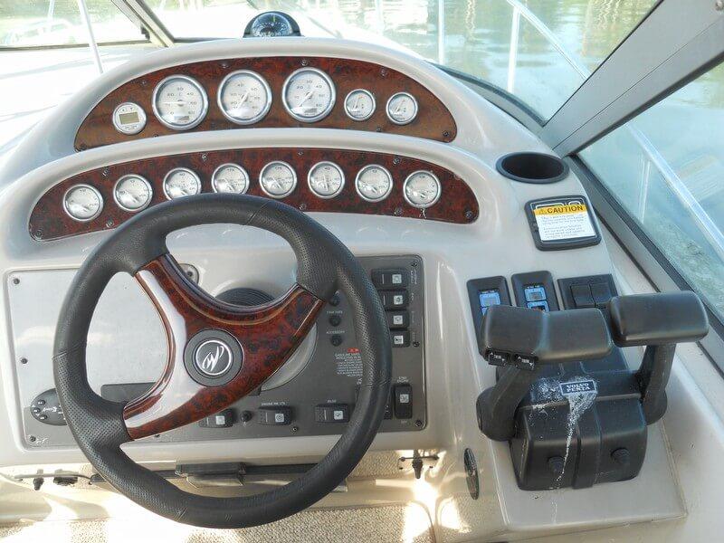 Captain's Cockpit
