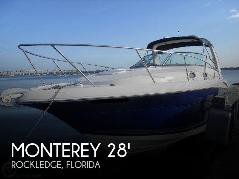 2005 Monterey 282 Cruiser