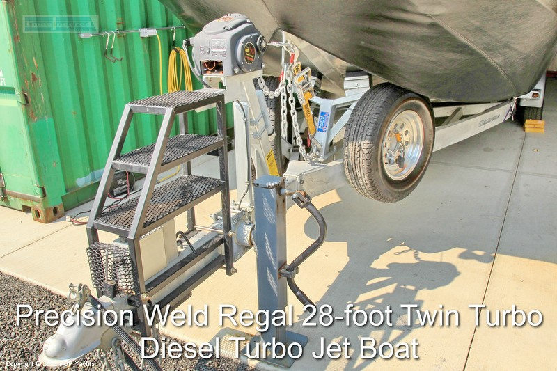 2008 Precision Weld 28 Jet Sled - Photo #30