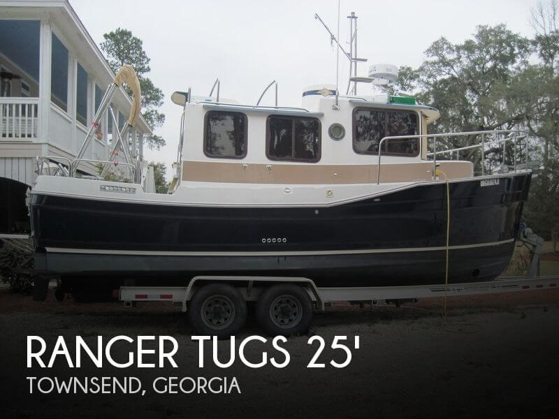 2009 Ranger Tugs boat for sale, model of the boat is 25 Fluid Motion & Image # 1 of 40