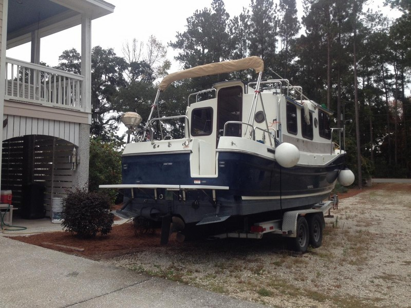 2009 Ranger Tugs boat for sale, model of the boat is 25 Fluid Motion & Image # 5 of 40
