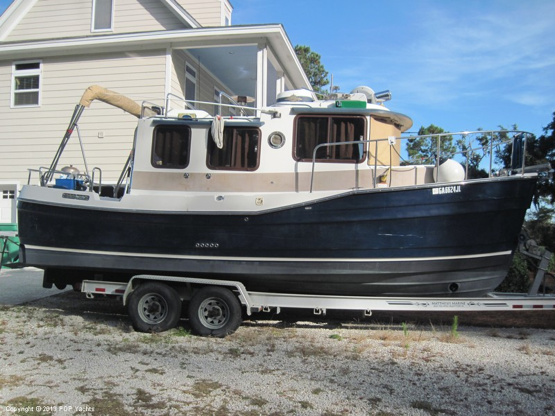 2009 Ranger Tugs boat for sale, model of the boat is 25 Fluid Motion & Image # 8 of 40