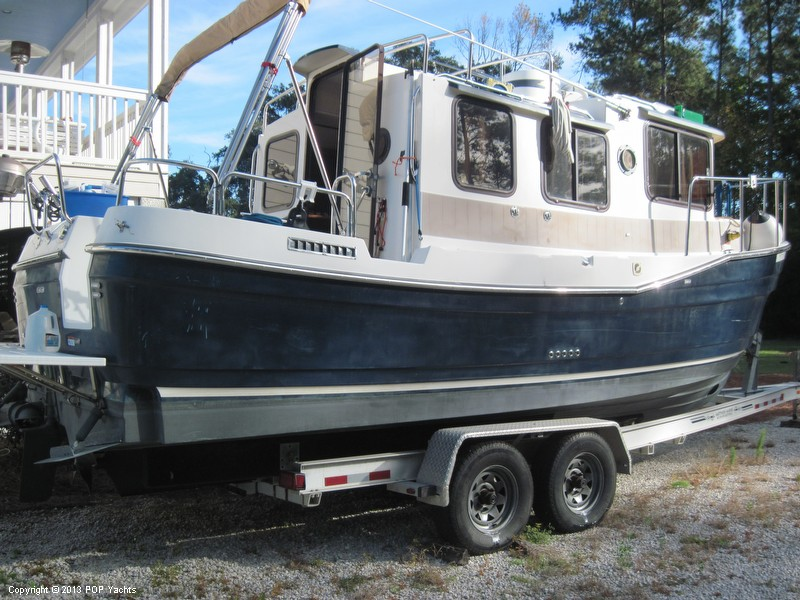 2009 Ranger Tugs boat for sale, model of the boat is 25 Fluid Motion & Image # 3 of 40