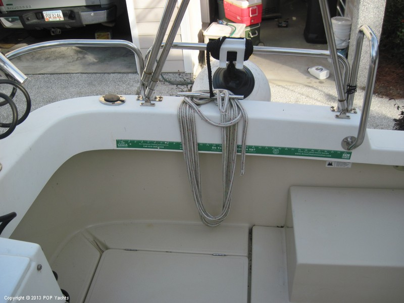 2009 Ranger Tugs boat for sale, model of the boat is 25 Fluid Motion & Image # 31 of 40