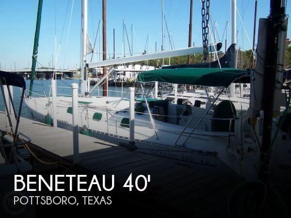 1995 BENETEAU OCEANIS 400 for sale
