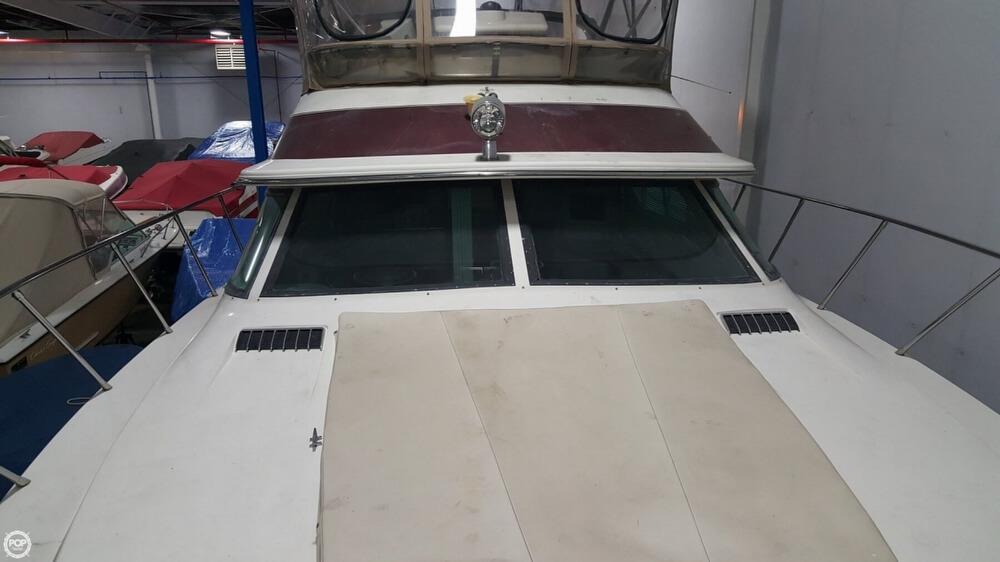 1988 Wellcraft boat for sale, model of the boat is 43 San Remo & Image # 29 of 40