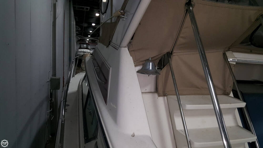 1988 Wellcraft boat for sale, model of the boat is 43 San Remo & Image # 38 of 40