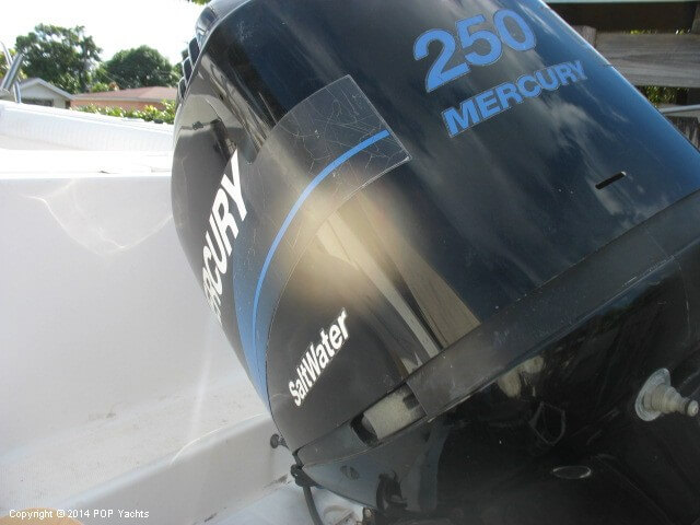 2002 Sea Fox 257 Walkaround - Photo #27