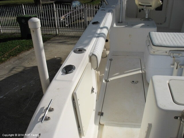 2002 Sea Fox 257 Walkaround - Photo #34