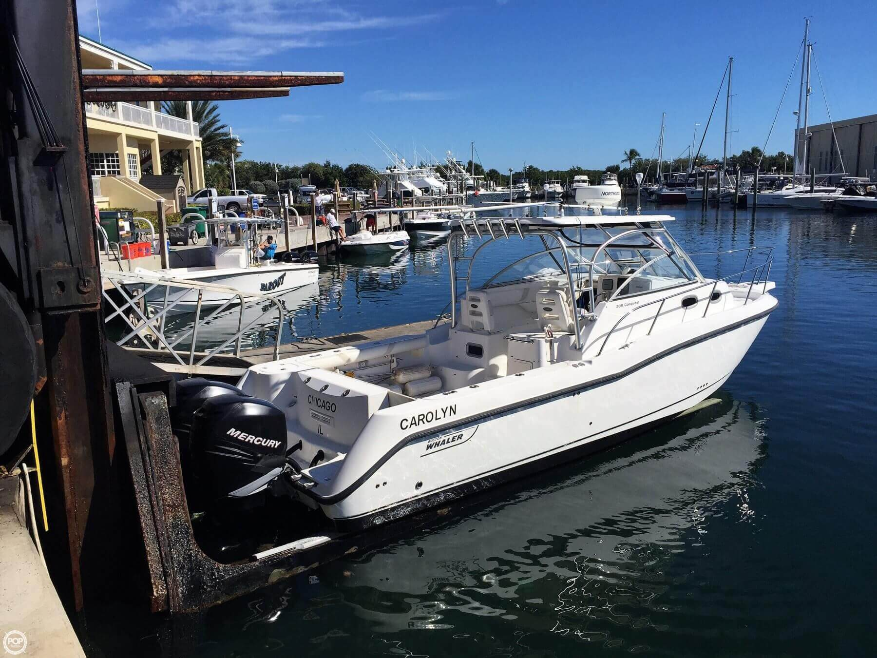 2005 Boston Whaler 305 Conquest For Sale