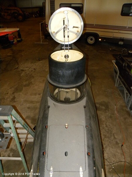 1987 Marlin 32 Diesel Electric S101 Manned Submarine - Photo #27