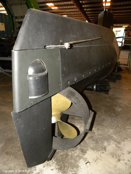 1987 Marlin 32 Diesel Electric S101 Manned Submarine - Photo #34