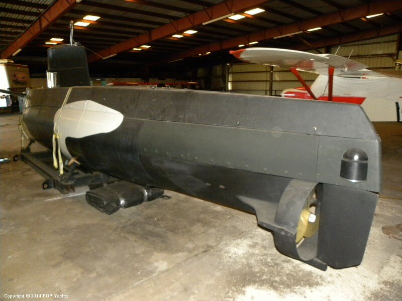1987 Marlin 32 Diesel Electric S101 Manned Submarine - Photo #35