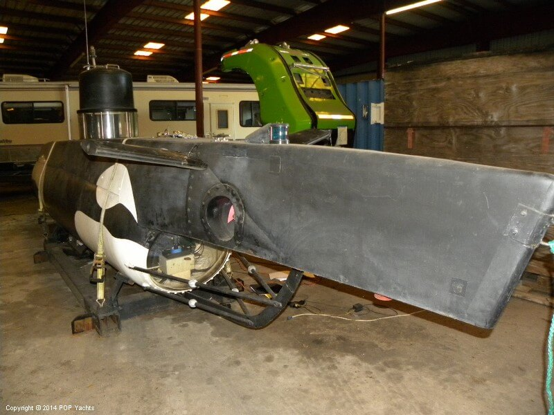 1987 Marlin 32 Diesel Electric S101 Manned Submarine - Photo #36