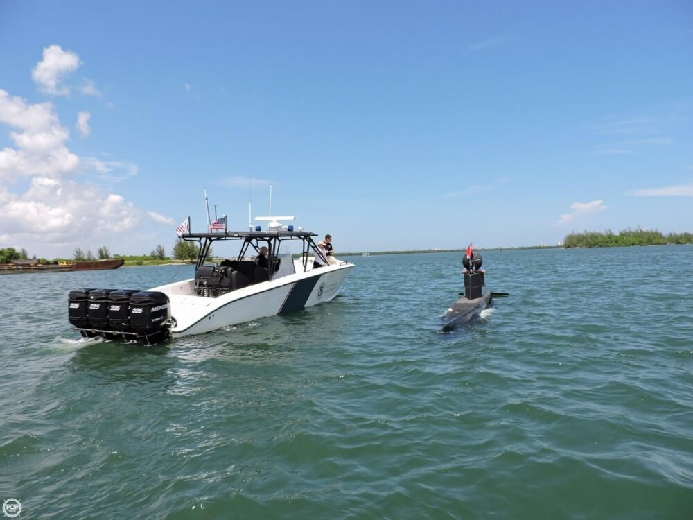 1987 Marlin 32 Diesel Electric S101 Manned Submarine - Photo #4