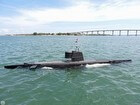 1987 Marlin 32 Diesel Electric S101 Manned Submarine - #1