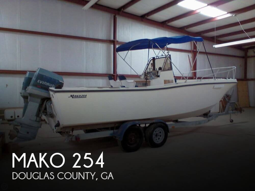1986 MAKO 254 for sale