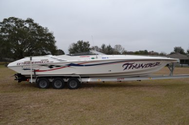 Fountain 35 Executioner, 35, for sale - $92,900