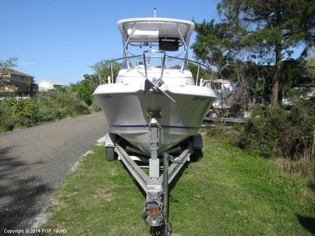 2004 Pro-Line boat for sale, model of the boat is 22 Walkaround & Image # 2 of 40