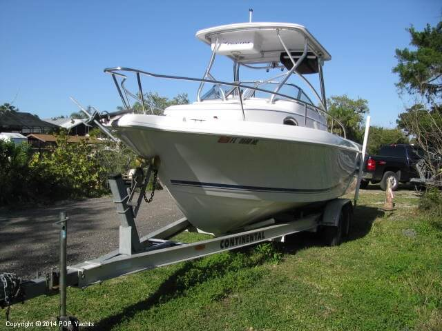 2004 Pro-Line boat for sale, model of the boat is 22 Walkaround & Image # 3 of 40
