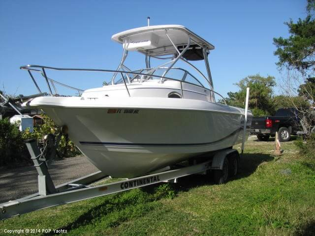 2004 Pro-Line boat for sale, model of the boat is 22 Walkaround & Image # 4 of 40