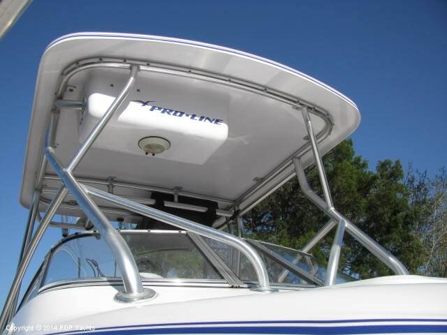 2004 Pro-Line boat for sale, model of the boat is 22 Walkaround & Image # 19 of 40