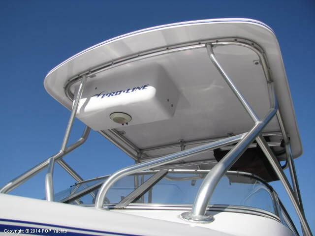 2004 Pro-Line boat for sale, model of the boat is 22 Walkaround & Image # 20 of 40