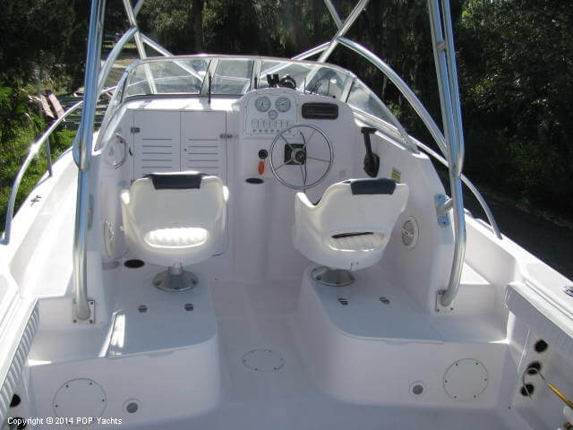 2004 Pro-Line boat for sale, model of the boat is 22 Walkaround & Image # 28 of 40