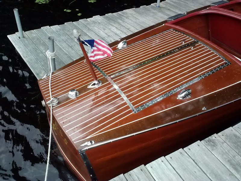 1938 Chris-Craft 17 Deluxe Runabout - Photo #10