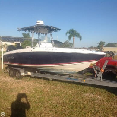 Baja 250 Sportsfish, 25', for sale - $49,500
