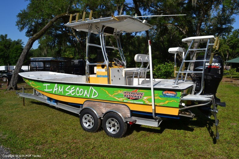 Dream Intruder 21-Flats World Record Holder, 21', for sale - $60,000