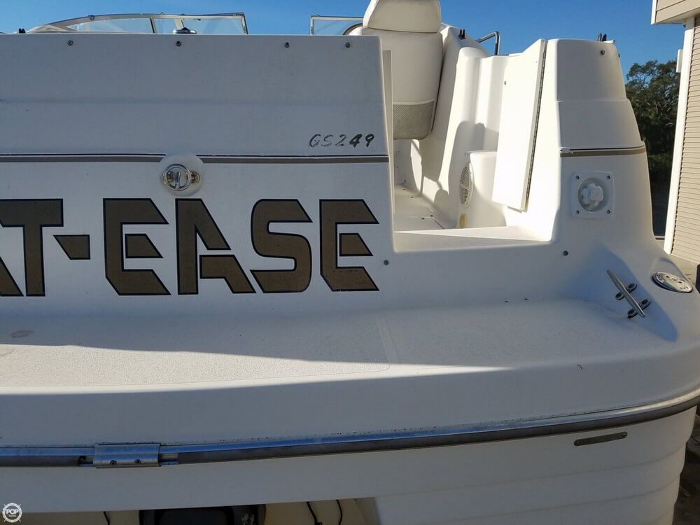 2002 Glastron boat for sale, model of the boat is GS 249 & Image # 13 of 40