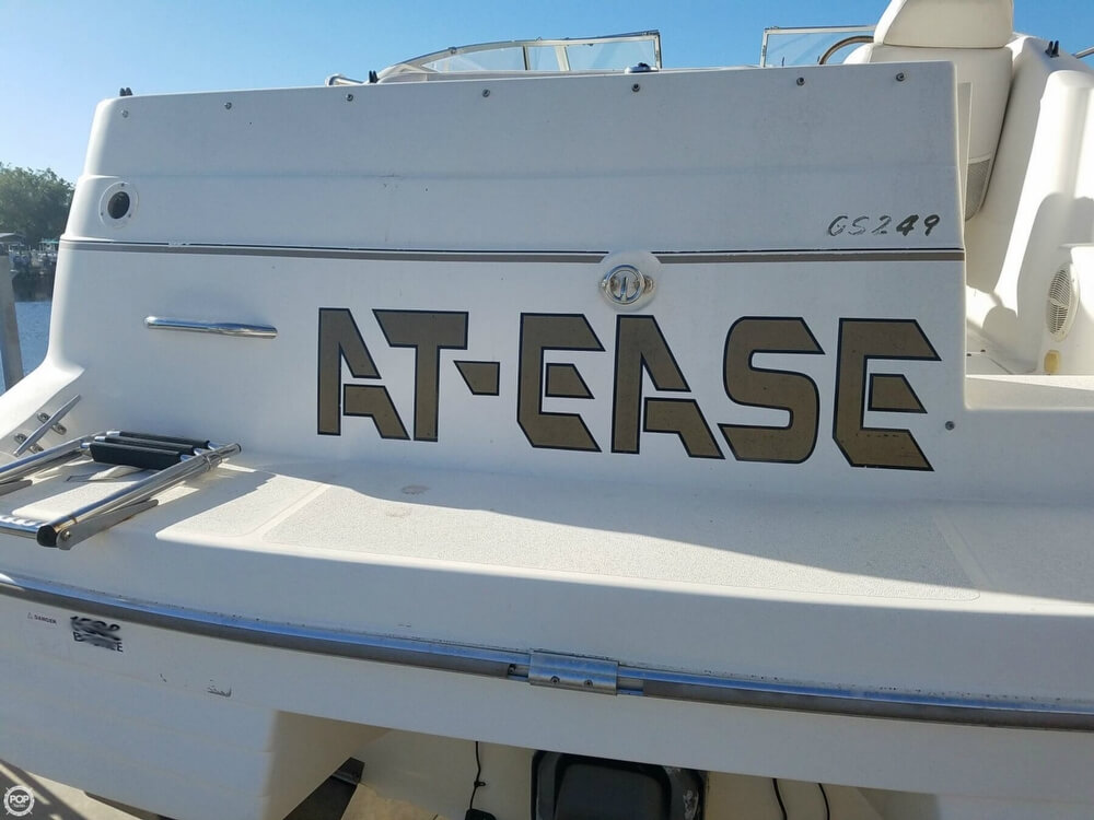 2002 Glastron boat for sale, model of the boat is GS 249 & Image # 14 of 40