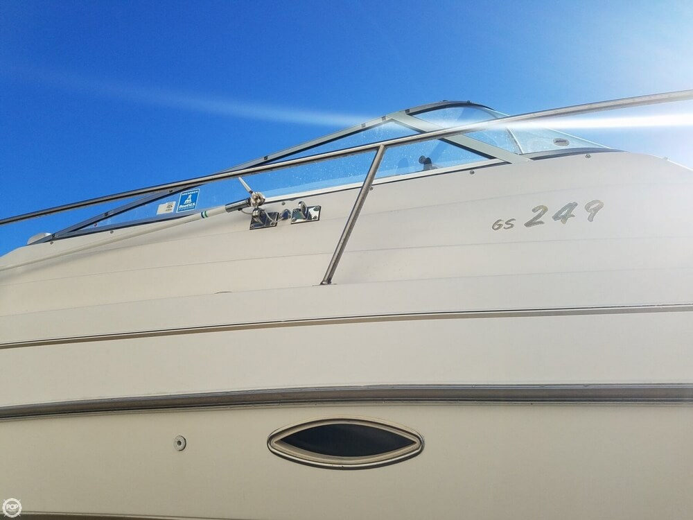 2002 Glastron boat for sale, model of the boat is GS 249 & Image # 38 of 40