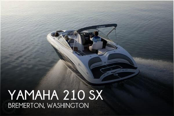 2008 YAMAHA 210 SX for sale