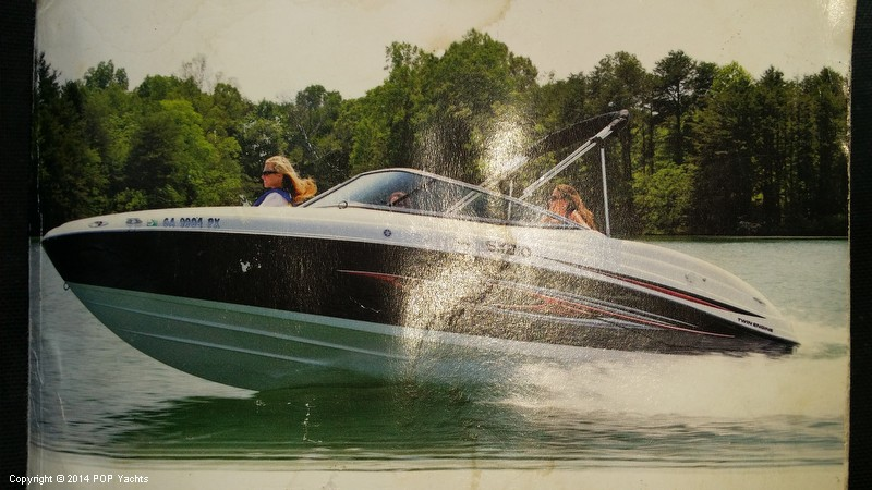 2008 Yamaha boat for sale, model of the boat is 210 SX & Image # 33 of 41