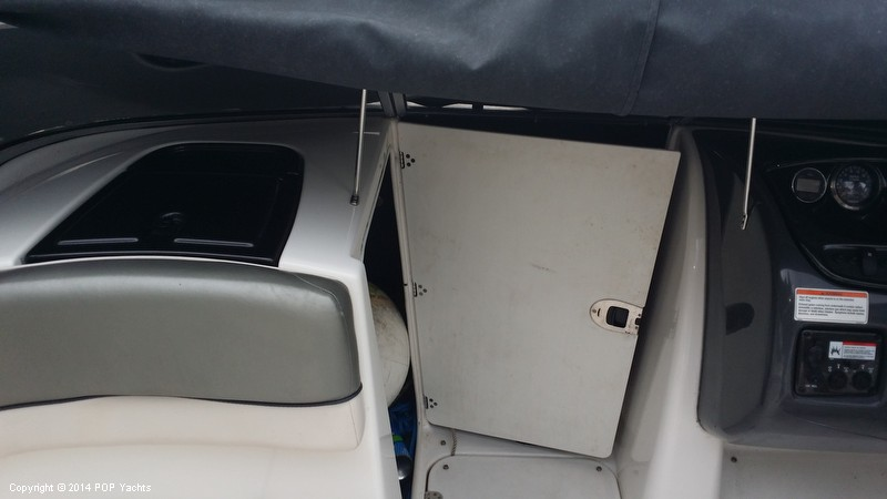 2008 Yamaha boat for sale, model of the boat is 210 SX & Image # 37 of 41