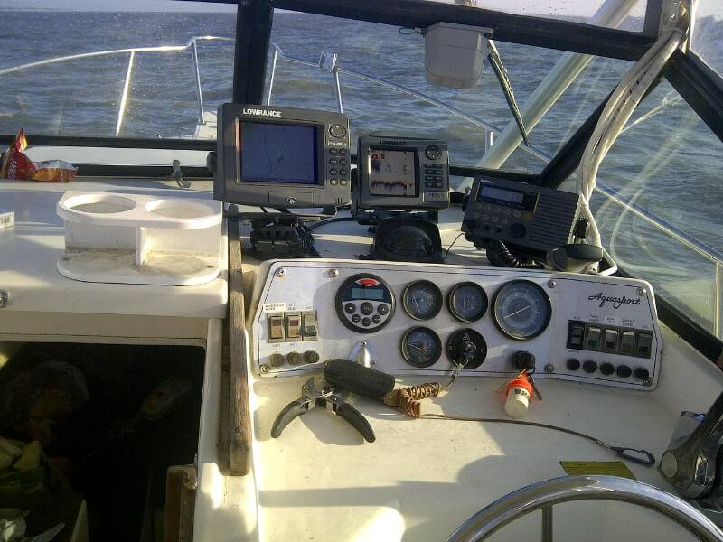 1984 Aquasport boat for sale, model of the boat is 250 XF & Image # 10 of 40