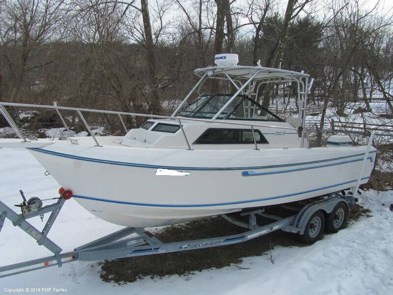 1984 Aquasport boat for sale, model of the boat is 250 XF & Image # 13 of 40