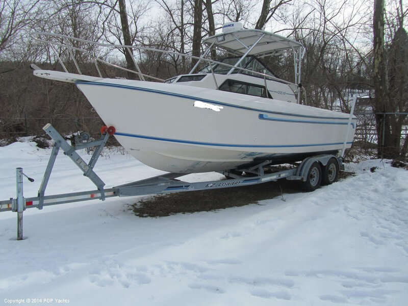 1984 Aquasport boat for sale, model of the boat is 250 XF & Image # 14 of 40