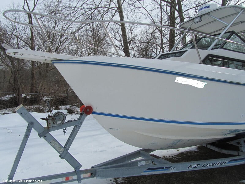 1984 Aquasport boat for sale, model of the boat is 250 XF & Image # 15 of 40