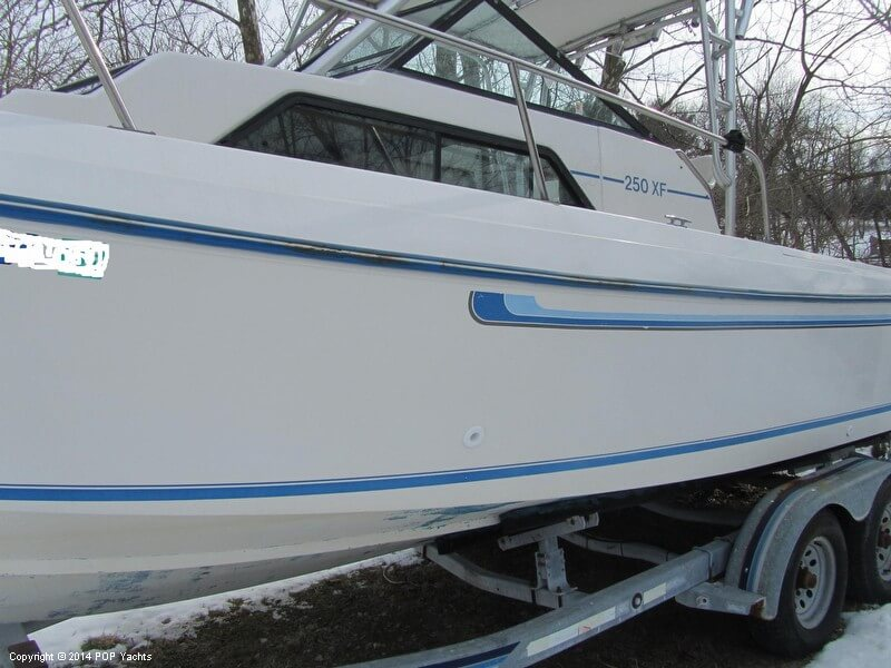 1984 Aquasport boat for sale, model of the boat is 250 XF & Image # 16 of 40