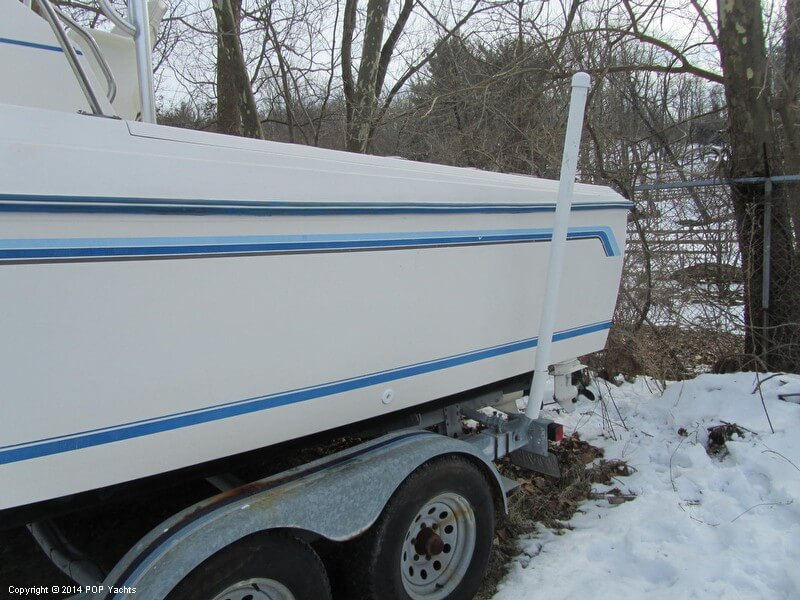 1984 Aquasport boat for sale, model of the boat is 250 XF & Image # 18 of 40