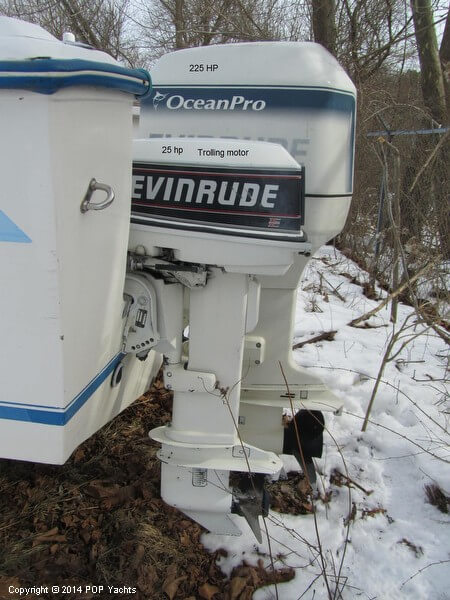 1984 Aquasport boat for sale, model of the boat is 250 XF & Image # 23 of 40